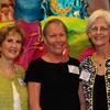 Joy Prim Wells, Sue Jones Johnson, Carolyn Praytor Smith